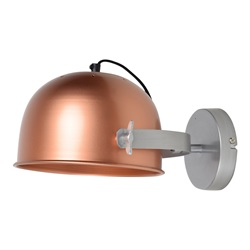 Urban interiors - Wall lamp Retro Ø22cm Copper