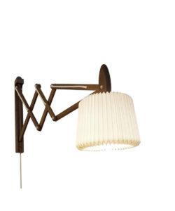 gammel Sakselampe fra Le klint