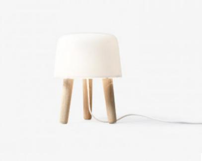 milk lampe